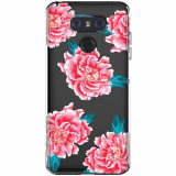 LG G6 Incipio Design Glam Series Case - Fleur Rose