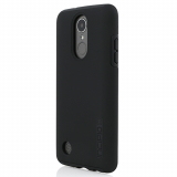LG K8 2017 Incipio DualPro Series Case - Black/Black