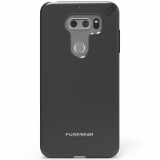 LG V30 PureGear Slim Shell Case - Black