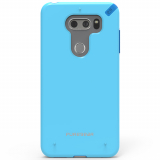 LG V30 PureGear Slim Shell Case - Sky Blue