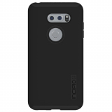 LG V30 Incipio DualPro Series Case - Black/Black