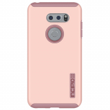 LG V30 Incipio DualPro Series Case - Iridescent Rose Gold/Pink