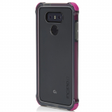 **NEW**LG G6 Incipio Reprieve [SPORT] Series Case - Clear/Pink