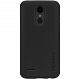 LG K8 2018 Incipio DualPro Series Case - Black/Black