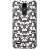 LG K8 2018 Incipio Design Classic Series Case - Floral Lace