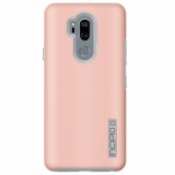 **NEW**LG G7 ThinQ Incipio DualPro Series Case - Iridescent Rose Gold/Gray