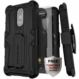 LG K10/K30 Ghostek Iron Armor Series Case - Black