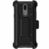 LG K40 Ghostek Iron Armor 2 Series Case - Black