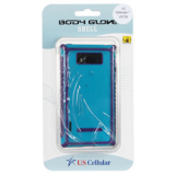 LG Splendor Tactic Body Glove Case - Teal/Purple