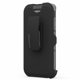 LG V20 PureGear DualTek Case with Hip Clip Holster - Black