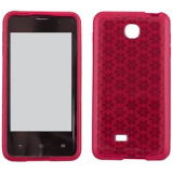 LG Escape TPU Shield - Hot Pink