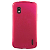 LG Nexus 4 TPU Shield - Hot Pink