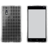 LG Optimus G TPU Shield - Clear