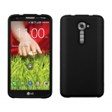 LG G2 Snap On Shield - Black