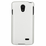 LG Lucid 3 Snap On Shield - White