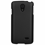 LG Lucid 3 Snap On Shield - Black