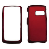 LG Banter Touch Snap On Shield - Red