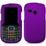 LG Saber Snap On Shield - Purple