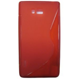 LG Splendor TPU Shield - Red