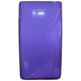 LG Splendor TPU Shield - Purple