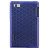 LG Intuition/Optimus VU TPU Shield - Blue