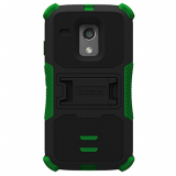 Motorola Moto G TriShield Case - Black/Green