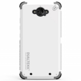 Motorola Droid Turbo PureGear DualTek Case - White
