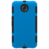 Motorola Nexus 6 Trident Aegis Series Case - Blue/Black