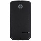Motorola Nexus 6 Body Glove Satin Case - Black