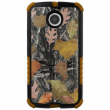 Motorola Moto X (2nd Gen) Beyond Cell Tri Shield Case - Hunter