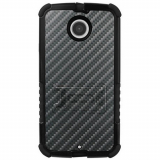 Motorola Moto X (2nd Gen) Beyond Cell Tri Shield Case - Carbon Fiber