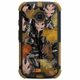 Motorola Moto E (2nd Gen) Beyond Cell Tri Shield Case - Hunter Camo