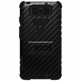 Motorola Droid Maxx XT1080 Beyond Cell Tri Shield Case - Carbon Fiber