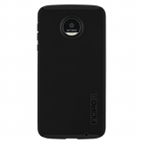 Motorola Moto Z Force Droid Incipio DualPro Case - Black/Black