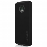Motorola Moto Z Play Droid Incipio DualPro Series Case - Black/Black