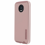 Motorola Moto Z2 Play Incipio DualPro Case - Iridescent Rose Gold/Pink