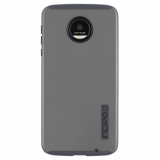 Motorola Moto Z Force Droid Incipio DualPro Case - Iridescent Gray/Gray