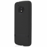 Motorola Moto E4 Incipio NGP Series Case - Black