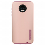 Motorola Moto Z2 Force Incipio DualPro Case - Iridescent Rose Gold/Pink