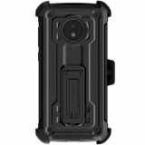 Motorola Moto E5 Play/Cruise Ghostek Iron Armor 2 Series Case - Black