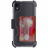 Motorola Moto E6 Ghostek Iron Armor 3 Series Case - Black