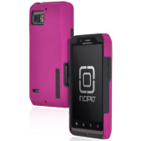 Motorola Droid Bionic Silicrylic Case - Purple