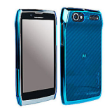 Motorola Electrify 2/Yangtzee Incipio Feather Case - Translucent Blue