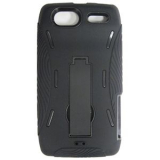 Motorola Electrify 2/Yangtzee DP Case - Black/Black