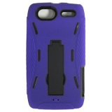 Motorola Electrify 2/Yangtzee DP Case - Purple/Black
