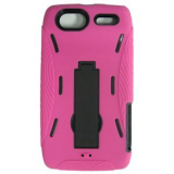 Motorola Electrify 2/Yangtzee DP Case - Pink/Black