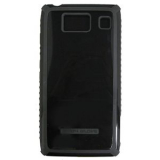 Motorola Razr HD Tactic Body Glove Case - Black/Charcoal