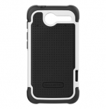 Motorola Electrify M Ballistic SG Series Case - Black/White