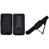 Motorola Droid 3 Holster Shield Combo - Black