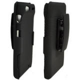 Motorola Droid Razr Holster Shield Combo - Black